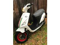 2018 Sinnis Street 50cc moped learner legal CBT ready 50