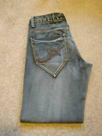 Rocawear dark denim jeans. W32/L LONG. Worn once. Cost £39.99. Will accept £15