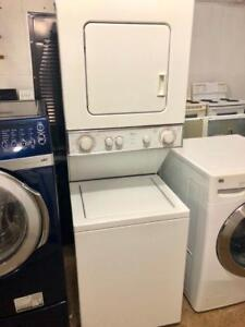 """24"""" Apartment Size Whirlpool Stacker, Free 30 Day Warranty, Save The Tax Event"""