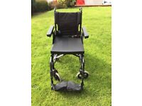 Invacare Wheelchair brand new never used