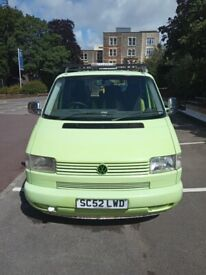 Volkswagen, TRANSPORTER, Panel Van, 2003, Manual, 2461 (cc)