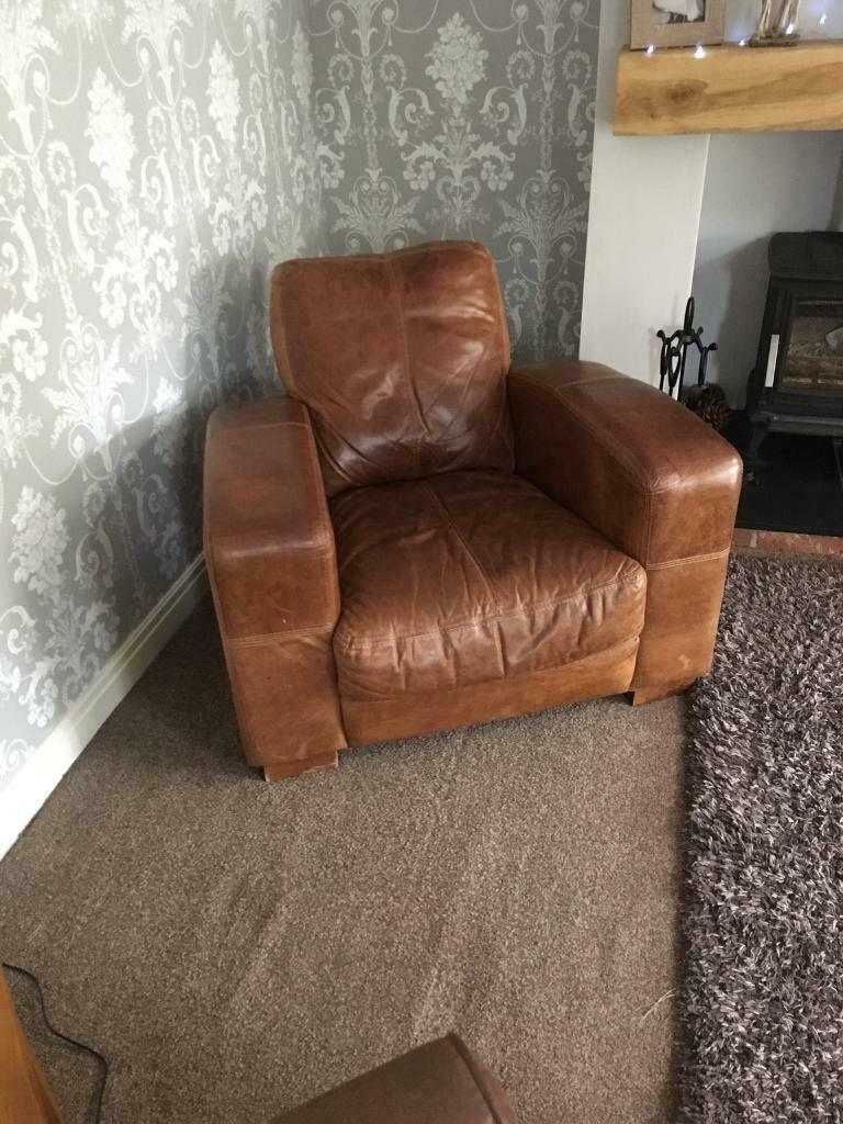 Light Brown Couch 3 Seater