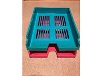 Post/Letter Trays