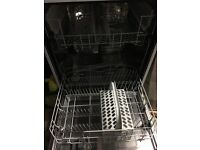 Dishwasher,1 year old, only used a handful of times,excellent condition