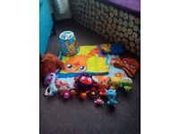 Moshi monster bedding set