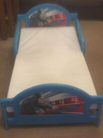 Thomas The Tank Children's Bed