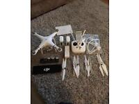 "DJI phantom ""advanced"" +extras"