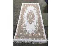 Large rug FREE DELIVERY PLYMOUTH AREA