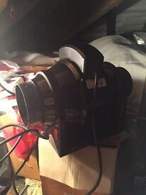 600W Hydroponic Full Kit