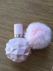 Ariana grande sweet like candy spray perfume .