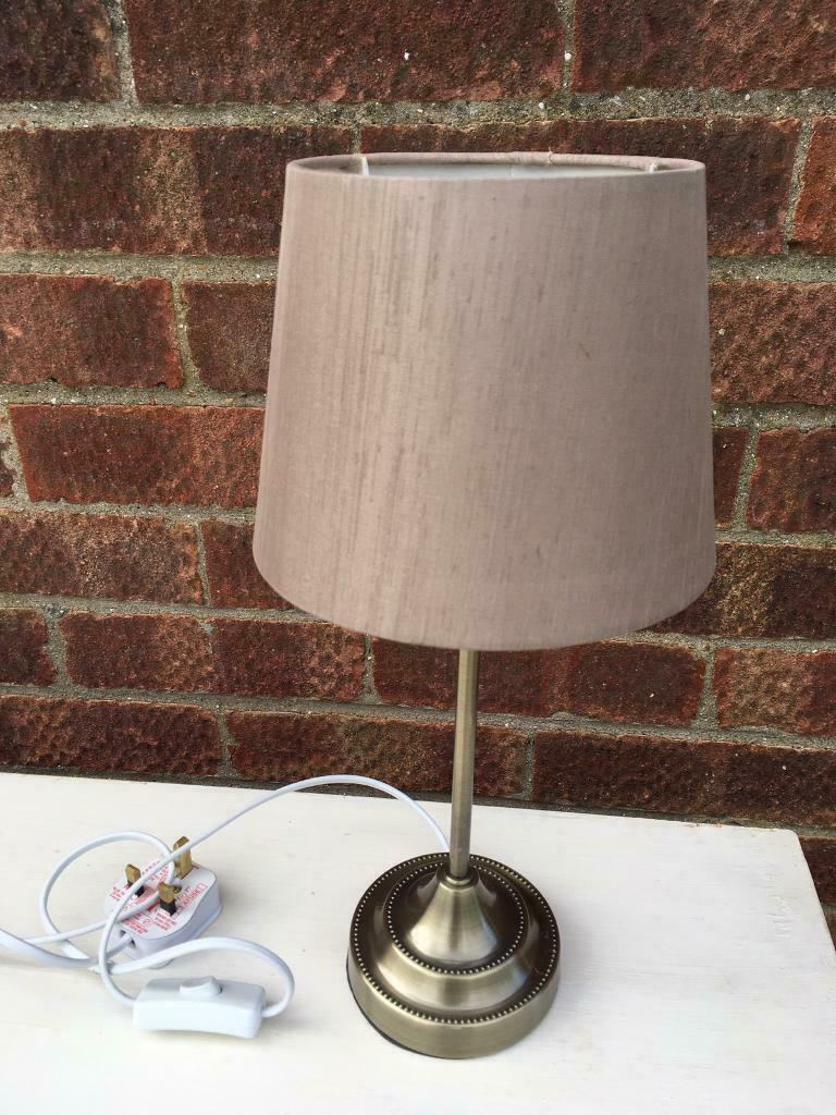 Picture of: Dunelm Bedside Table Lamp In Bedford Bedfordshire Gumtree
