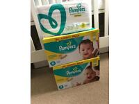 Pampers Nappies ***SOLD***