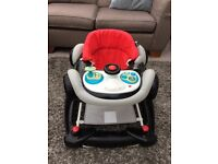 My Child Coupe Walker. black and red