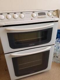 Hot point EW 81 Halogen Electric kitchen range