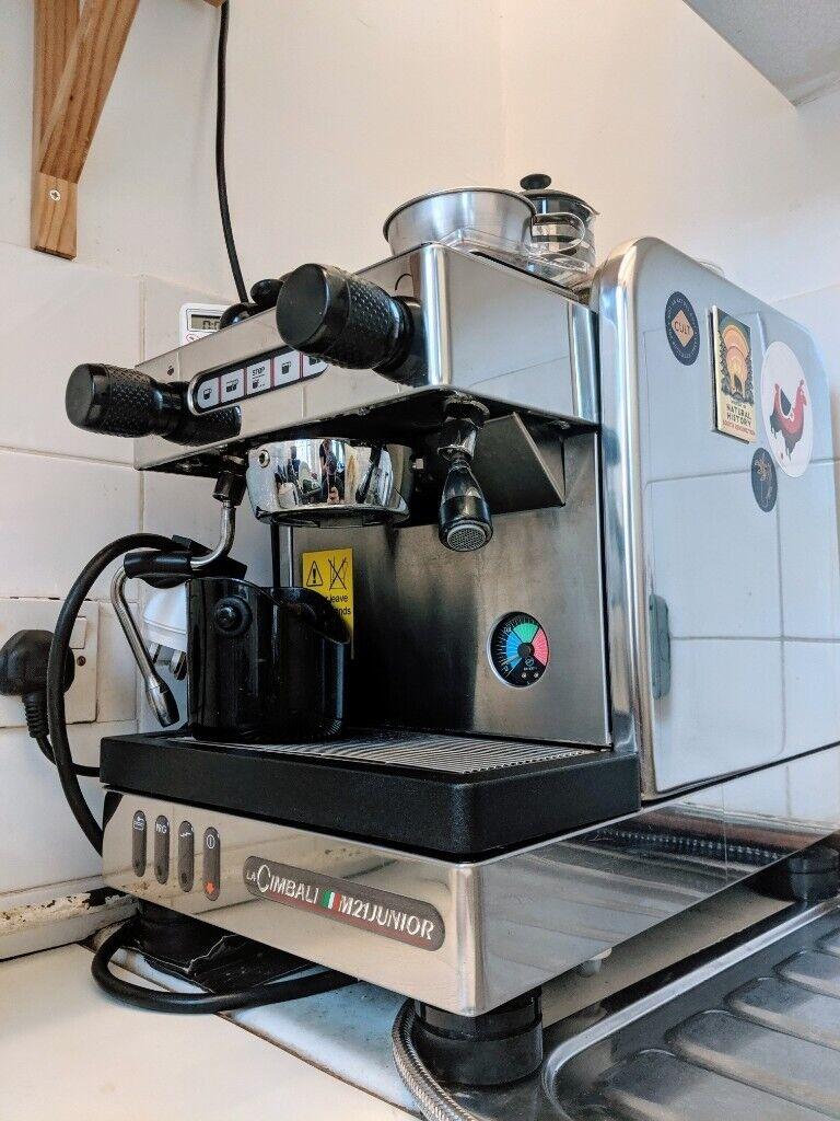 La Cimbali M21 Junior Espresso and Cappuccino Coffee Machine 2014   in Kingston, London   Gumtree