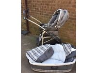 Mamas and Papas MPX Travel System - Excellent Condition