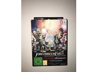 Fire Emblem Fates Limited Steelbook Edition Birthright Conquest Revelations Poster 3DS
