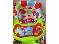 Brand New Red Kite Baby Walker & Baby Go Round Twist