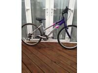 Ladies Lightweight Aluminium Mountain Bike