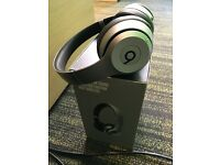 ORIGINAL Beats Solo 2 Wireless Space Gray SPECIAL EDITION AS NEW, Boxed