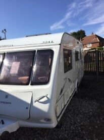 compass omega 524l 2005 4 berth