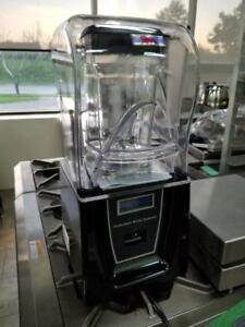 Brand new blender with sound enclosure