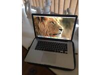 MacBook Pro (Retina, 15 inch, mid pro)