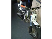 Lifan 125cc pit bike/pitbike not quad ktm stomp 140 crf
