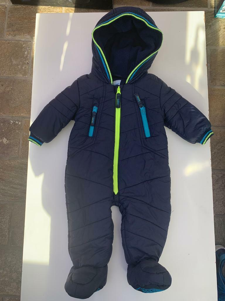 17b0ee59456b0 Ted Baker baby snowsuit (3-6 months)