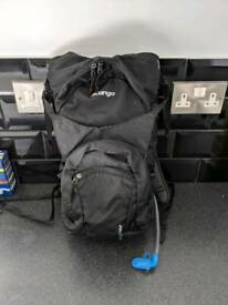Vango Rapide 20 backpack and 2litre water container