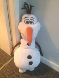 Frozen Teddy