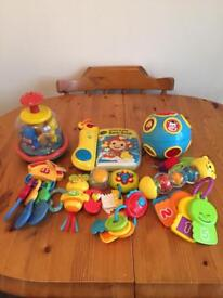 Toys for up to 18 months
