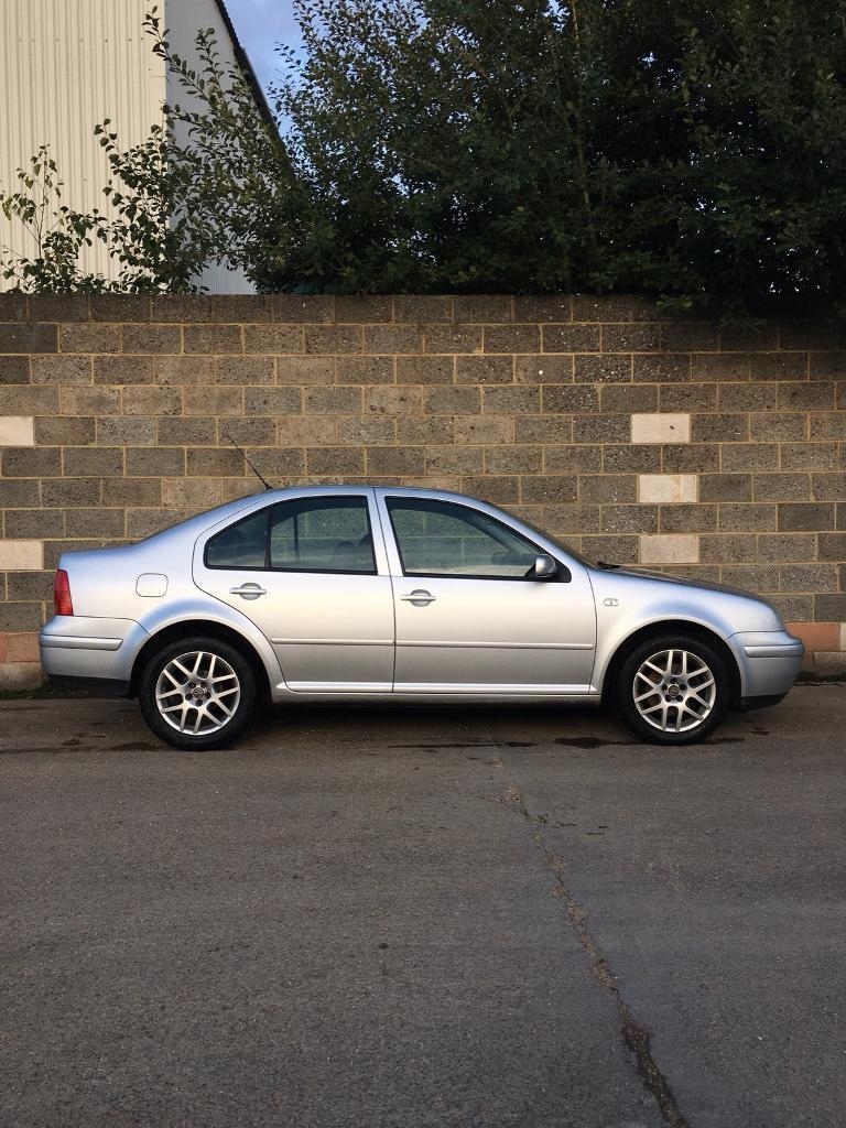 VW BORA HIGHLINE 1.9TDI PD130