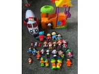 Ryan's world toy bundle