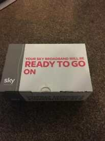 Sky Broadband router look!!