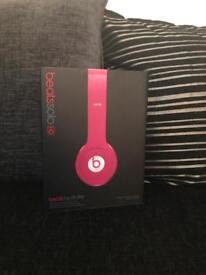 Beats Solo HD Headphones. Bargain! 🎧
