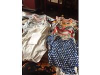 0-3 months baby vest £3.50