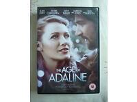 AGE OF ADALINE DVD