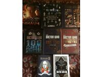 Doctor Who Book Selection