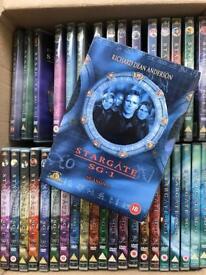 STARGATE SG 1 season 1-7