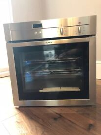 Neff brand new build in oven, only £150 in curry's same model for £450