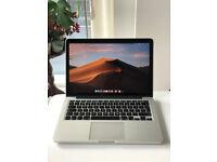 MacBook Pro 256GB SSD 13-inc Retina - Excellent Condition