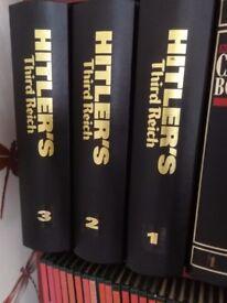 Hitlers Third Reich Book Magazine Collection