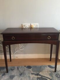 Mahogany Consol Table, TV Unit and Side Table. Stag Furniture, Excellent Condition