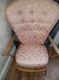 Original Vintage Ercol Armchair