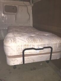For sale single Orthapedic bed