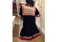 Sailor dress x2