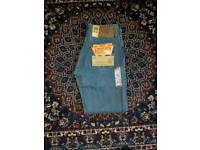 Brand new Levi 501 jeans with tags waist 34 length 34