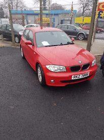 2006 120d bmw 5 door