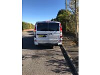 Mercedes Vito 2005 plate Campervan and awning